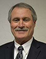 Chamber of Commerce Board of Directors member Rick Richards