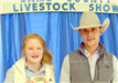 Award winners at the Lamb County Livestock Show